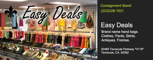 Easy Deals - Consignment Store